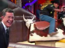 jb mauney colbert mech bull:therodeocowboy.com