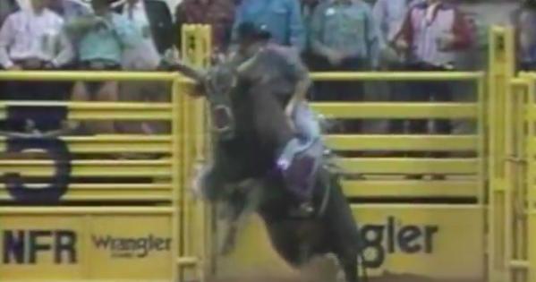 wolfman v custer:therodeocowboy.com